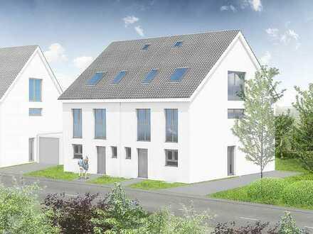 KFW 55!!! Großzügige und moderne Neubau Doppelhaushälfte!!!