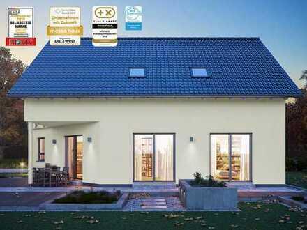 Charmantes Einfamilienhaus vom Ausbaushausmarktführer