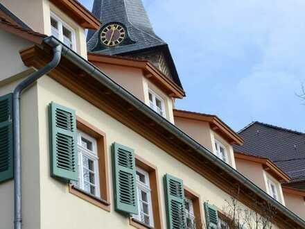 Maisonettewohnung in historischem Gebäude