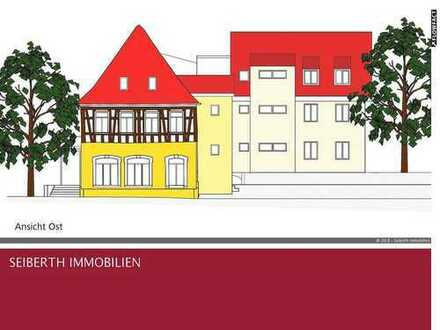Kernsanierte EG-Wg. im hist. Fachwerkhaus- 3 Zi/Kü/Bad - Schlüsselfertig - 83 qm - Terrasse