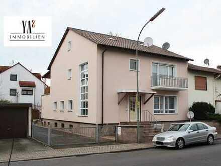 Sehr gepflegtes Mehrfamilienhaus direkt in Bad Vilbel!