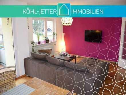Niveauvolle 4 Zi.-Whg. mit Garage in attraktiver Lage von Balingen-Frommern!