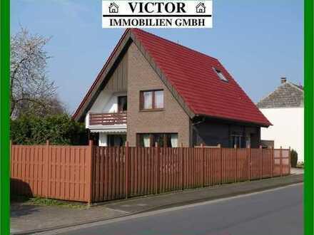 Frei stehendes, modernisiertes Haus, Keller, Garage-Dach, Heizung, Fenster neuwertig