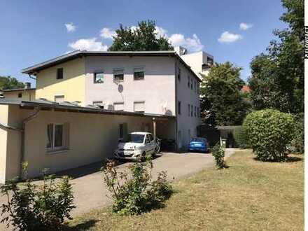 für Bauträger/Entwickler - leer stehendes, gepflegtes Mehrfamilienhaus in Regensburg
