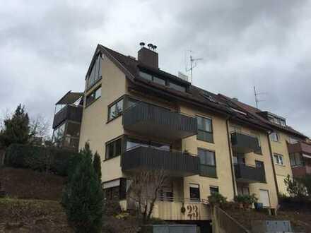 Schön möbliertes Appartement in Botnang!