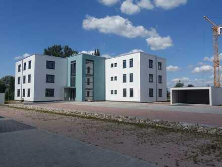 Neubau im Stubenwald, 87 m² oder 151m² im 1 OG zu mieten