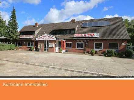 Gut etablierte Gaststätte mit Betriebsleiterwohnung in Greven