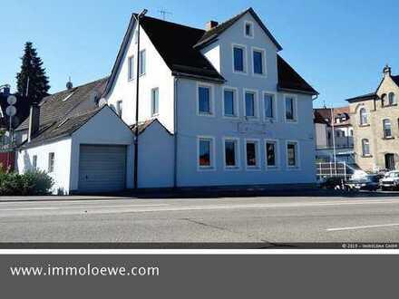 *GASTRONOMIE & WOHNEN* Wohn- und Geschäftshaus mit tollen Nutzungsmöglichkeiten in Zentrumslage