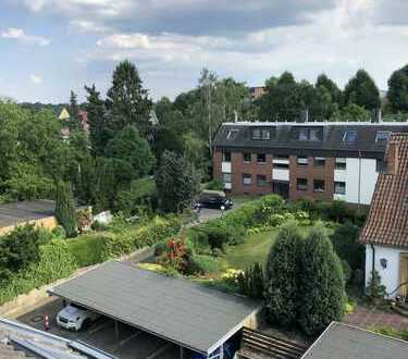 Zentrumsnah ! 5- Zimmer Maisonettewohnung mit 2 Balkonen kurze Wege zur Innenstadt