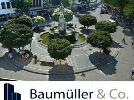 - Top City Lage - Fußgängerzone - Parkhaus in der Nähe