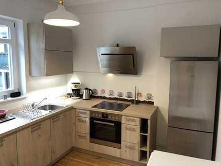 Erstbezug nach Modernisierung - Voll Möbliert - Hausmeisterwohnung