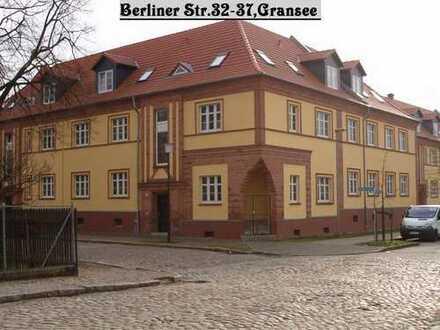 2-Raum Wohnung in Gransee