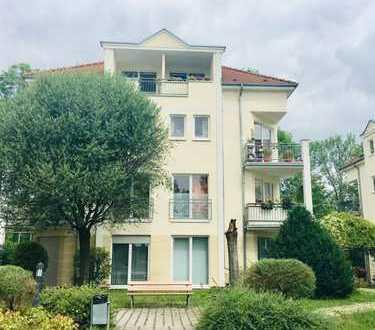 Moderne, komplett sanierte 2-Raum Wohnung mit Balkon