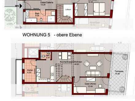 Exklusive Maisonetten-Wohnung in Freilassing!