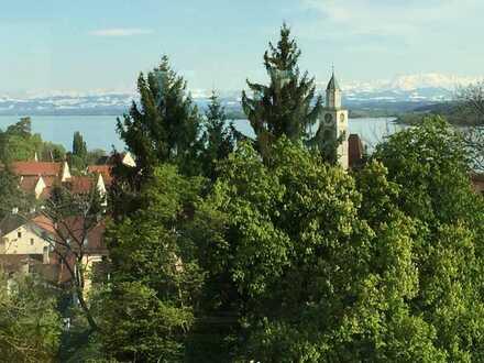 BIETERVERFAHREN - Exklusive Wohnung mit 120° See- bzw. Alpensicht - Ihr Logenplatz am Bodensee