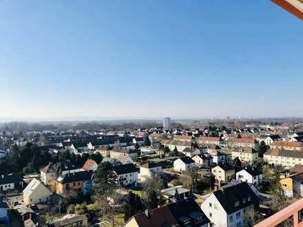 LU-Gartenstadt - Wohnen über den Dächern von Ludwigshafen