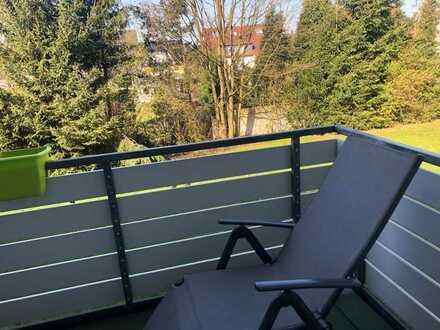 Ruhige Lage: 1. Etage - 3 1/2-Räume mit Balkon und Kfz.-Stellplatz
