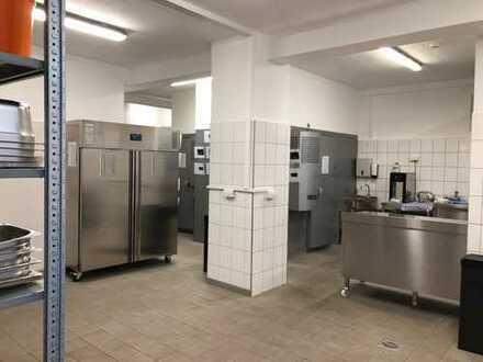 Lebensmittelproduktionsfläche & Lagerfläche in Frankfurt Innenstadt