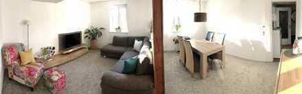 Helle und großzügige 3-ZKB-Wohnung