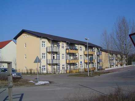 Eine 2-Zimmer-Wohnung in Finowfurt