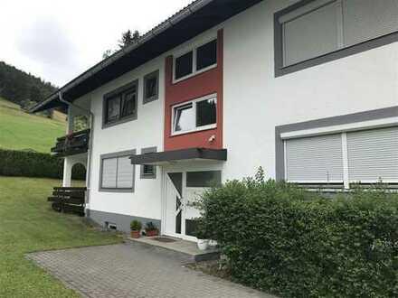 Gute Lage in Oberstaufen - zwei Wohnungen in einer Einheit!