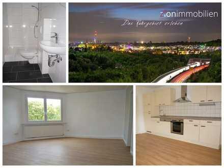 Großzügige Wohnung mit Einbauküche und neuem Badezimmer...