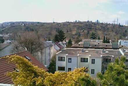 Wohnen mit super Aussicht, 4-Zimmer in LB-Neckarweihingen