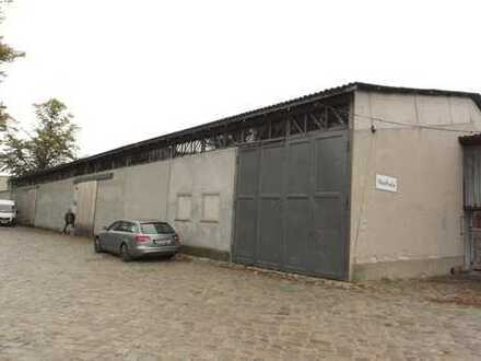 Gewerbeteilfläche der Markthalle zur Nutzg. als Produktionsfläche