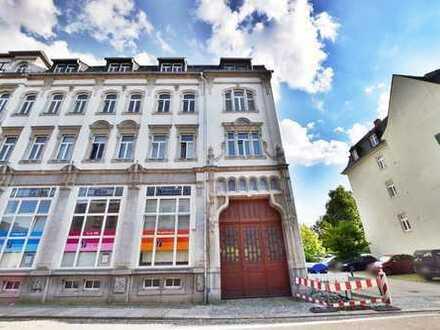 ***Vermietete 2-Raum DG-Wohnung für Kapitalanleger PERFEKT!***