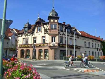 2 Zi.-Wohnung in historischen Gebäude