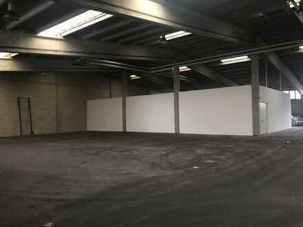 St. Tönis: 2 Lagerflächen mit ca. 280 qm zu vermieten