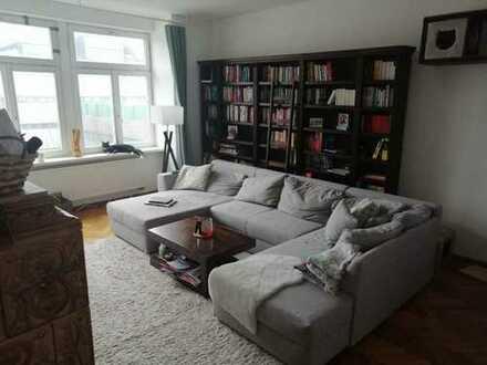Nachmieter für tolle 4-ZKB-Wohnung mit Vesteblick gesucht