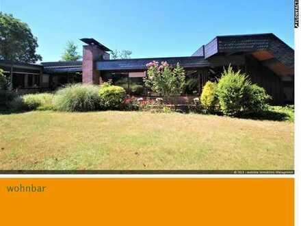 Bungalow mit Schwimmhalle, Garage, Terrassen, Garten und Freisitz in 1A-Wohnlage in Andernach