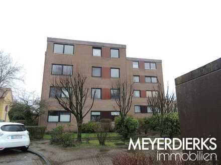 Bürgerfelde - Oederstraße: frisch renovierte 3-Zimmer-Wohnung im Erdgeschoss mit Terrasse