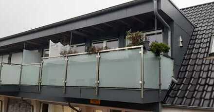 Möblierte Neubauwohnung im Ortskern Wettringen