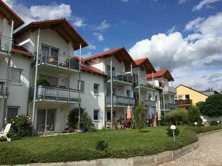 Die Wohnung befindest sich im Erdgeschoss eines Mehrparteienwohnhauses mit 15 Wohneinheit in TOP Lag