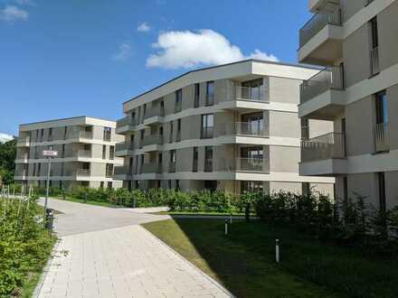 Erstbezug mit Balkon: freundliche 2-Zimmer-Wohnung in Aubing, München