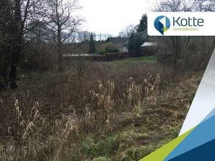 1.000 m² großes Grundstück in exklusiver  Lage mit Blick auf den Brahmsee