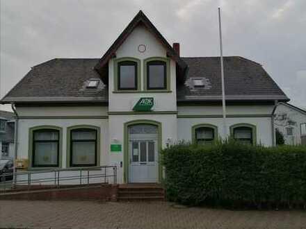 Sylt - zentral gelegenes Wohn- und Geschäftshaus in Westerland