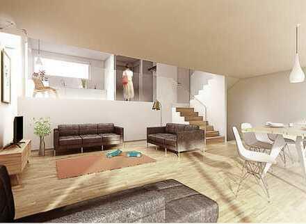 Exklusives und hochwertiges Einfamilienhaus in Grenzbauweise mit Dachterrasse!