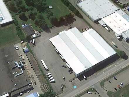 Halle ca. 5000m² für Lager, Produktion oder Logistik