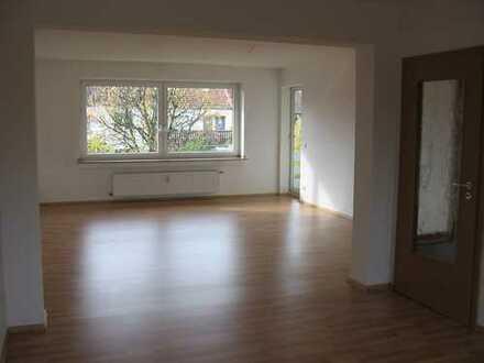Schermbeck: Gepflegte Etagenwohnung mit guten Stellmöglichkeiten