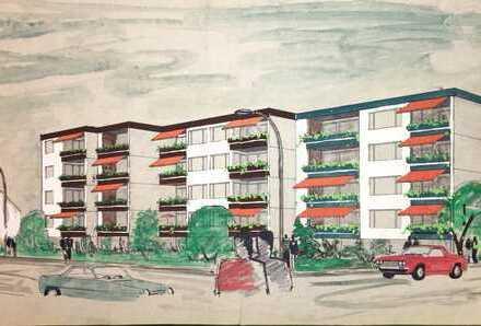 Helle und geräumige 3-Zimmer-Wohnung in Süd-West Lage