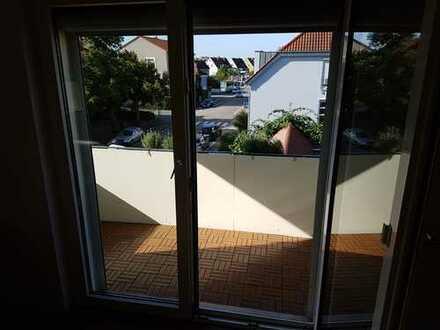 AB SOFORT NACHMIETER GESUCHT: freundliche und vollsanierte 2-Zimmer-Wohnung mit Balkon in Speyer