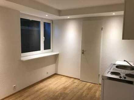 1.5 Zimmer mit eigenem Eingang und separatem Aussenbereich