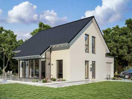 Modernes Einfamilienhaus mit mit viel Charme