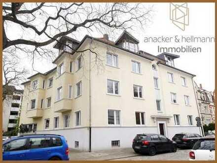 Charmante 3,5 Zimmer Wohnung mit Balkon in der Nähe des Maschsees in Waldhausen zu vermieten!