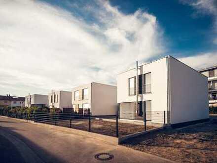 Wohngesundes Holzhaus als Familiendomizil am Stadtkern