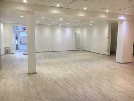 Ladenlokal in zentraler & stark frequentierter Lage Homburgs - Auch in Teilen zu vermieten!