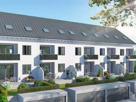Provisionsfrei: *KfW 55 NEUBAU* modernes Reihenmittelhaus am Südhang Holledauer Tor Haus 4